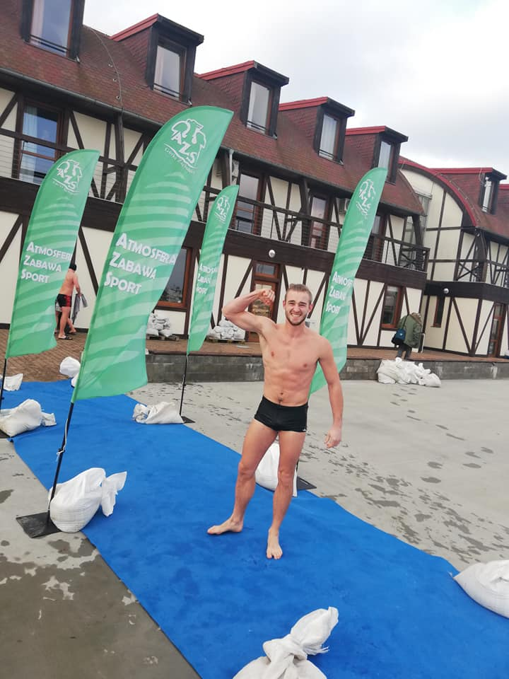 Mateusz Skrodzki - Uczestnik programu Ninja Warrior