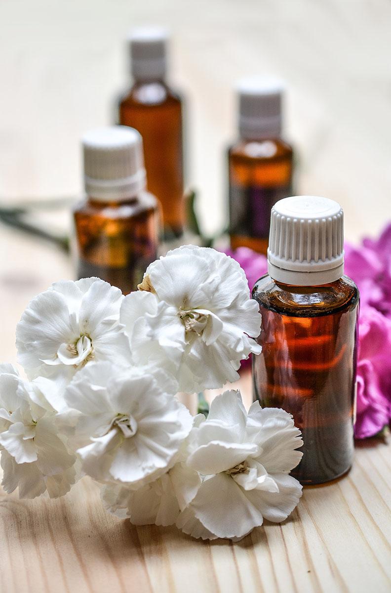 Masaż relaksacyjny aromaterapeutyczny